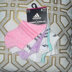 Adidas no show socks 🧦